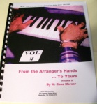 From the Arranger's Hands...to Yours, Volume 2