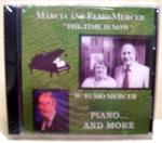 The Time is Now & Piano and More CD